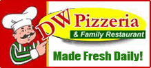 DW Pizzeria & Family Restaurant